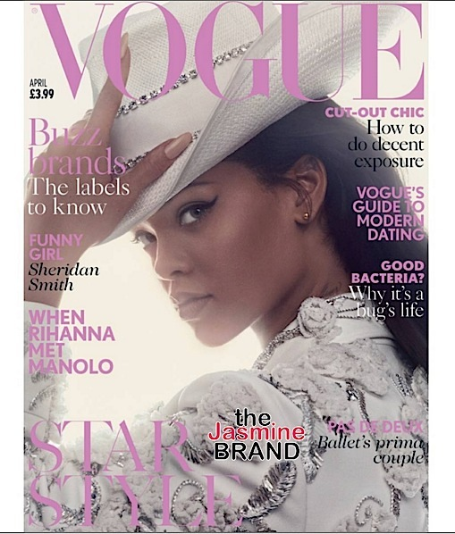 rihanna british vogue-the jasmine brand