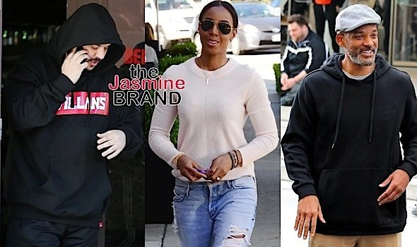 Celebrity Stalking: Kelly Rowland, Will Smith, Rob Kardashian, John Legend, Cree Summer, Lisa Bonet, Kimora Lee Simmons