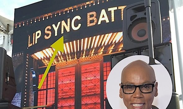 Ouch! RuPaul Slams 'Lip Sync Battle': It's a poor ripoff of our show!