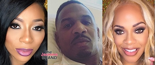 Stevie J & Joseline Hernandez Dragged By New LHHA Cast Tommiee & Promise B Mae
