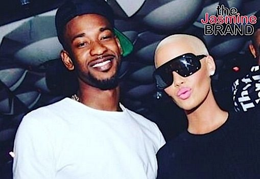Amber Rose On Her NBA Boyfriend Terrence Ross 'He swept me off my feet.' [VIDEO]