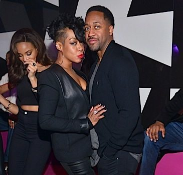 Tichina Arnold, Jaleel White, Jessie Usher Spotted at 'Gold Room' [Photos]