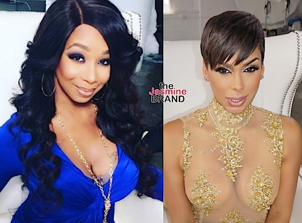 WHOA! Tiffany 'New York' Pollard Tries To Fight Laura Govan During Reunion [VIDEO]