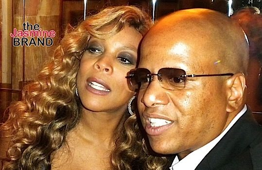 Awkward Much? Wendy Williams Son Walked In on Her Performing 'Favor' On Hubby [VIDEO]