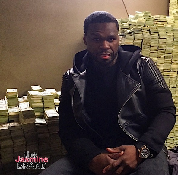 (EXCLUSIVE) 50 Cent's Boxing Company Tries to Dismiss Bankruptcy