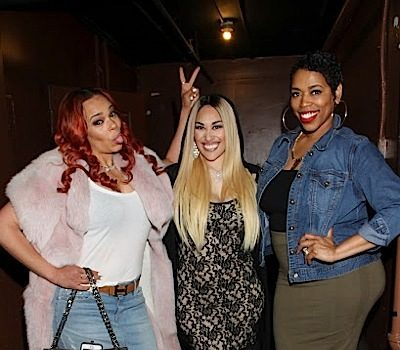 Keke Wyatt Hosts Album Release Party: Faith Evans, Nicci Gilbert, Lisa Wu, Sheryl Lee Ralph Attend [Photos]