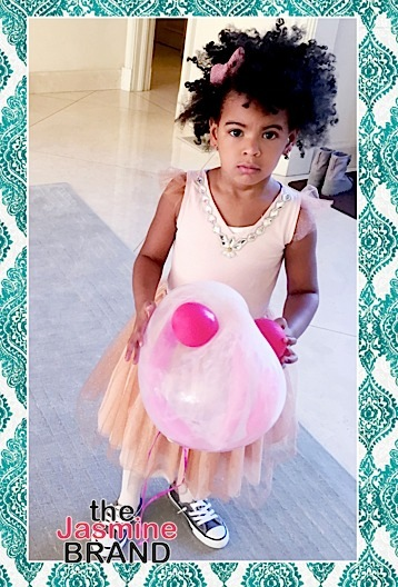 Inside Blue Ivy's Whimsical Kiddie Party! [Photos]