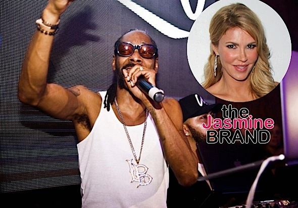 A Married Snoop Accused of Trying to Date Housewife, Brandi Glanville