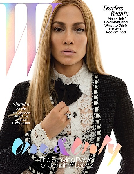J.Lo On Paving the Way For Kardashian's A**, Divorcing Marc Anthony