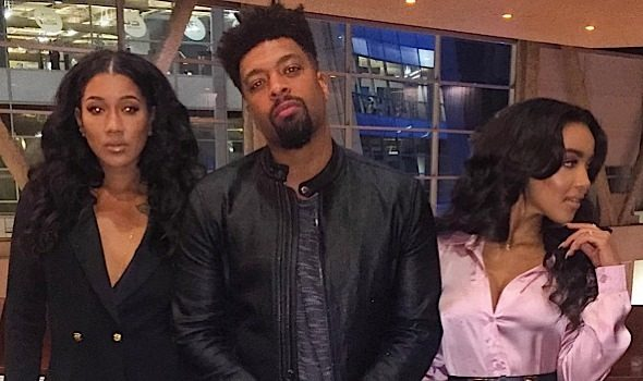 DeRay Davis Brings His TWO Girlfriends On New Reality Show, 'Living With Funny'
