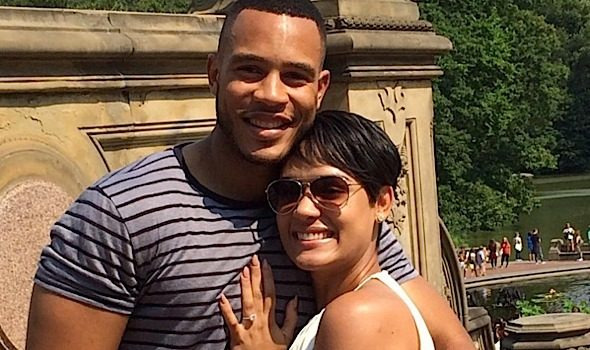 Empire's Grace Gealey Confirms Jumping The Broom With Trai Byers: We're married!