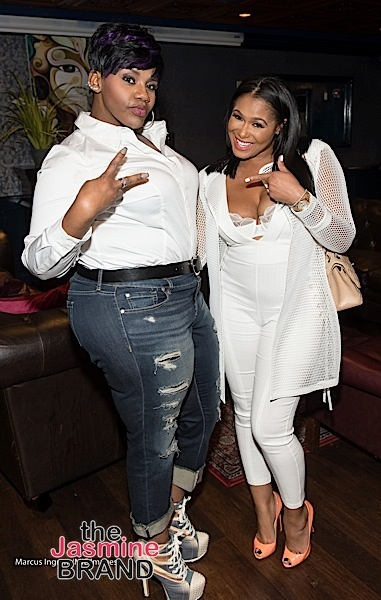 Kelly Price - Althea Heart at After-Party