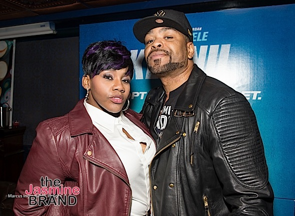 Kelly Price, Method Man