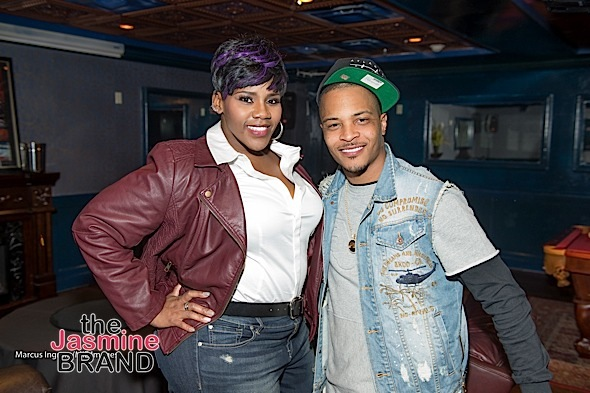 Kelly Price - TI at After-Party 2