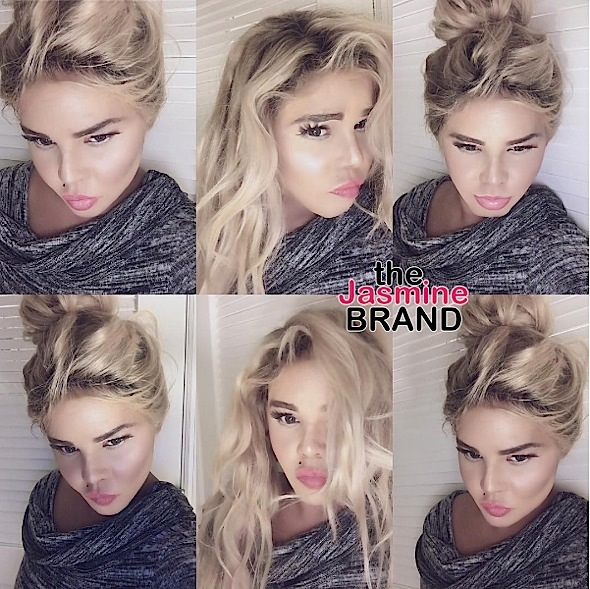 Lil Kim's Latest Photo Sparks Compassion & Slander [Photo]