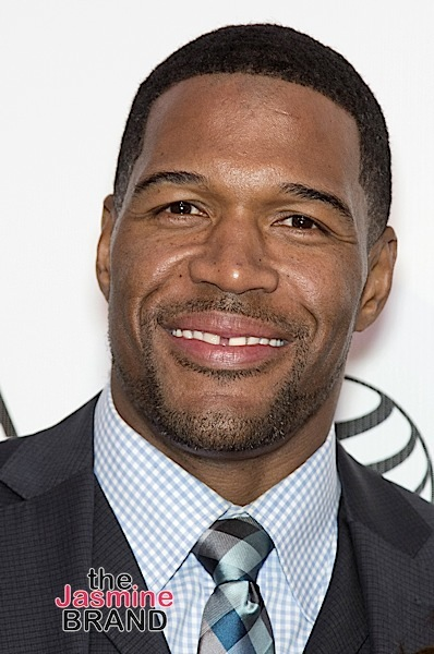 Michael Strahan Throwing Up the Deuces, Will Leave 'Live! With Kelly and Michael' Early