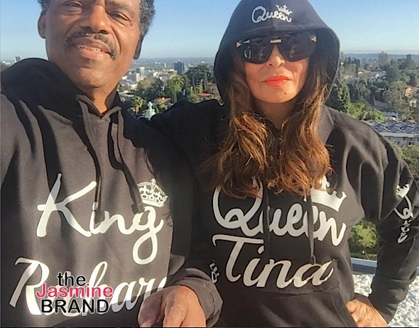 Richard Tina Lawson wedding anniversary