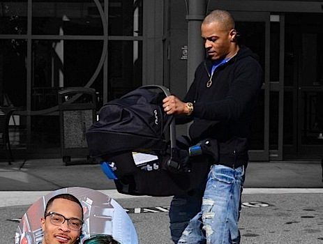 T.I. & Tameka 'Tiny' Harris Reveal Newborn Daughter's Name, Heiress