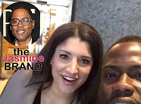 Fan Mistakes Kevin Hart For Chris Rock [VIDEO]