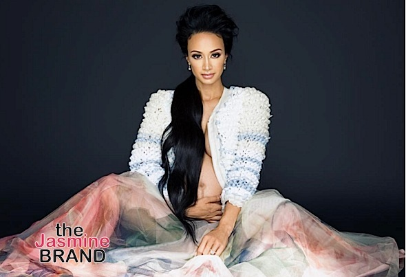 Pregnancy Envy! See Draya Michele's Maternity Shoot [Photos]