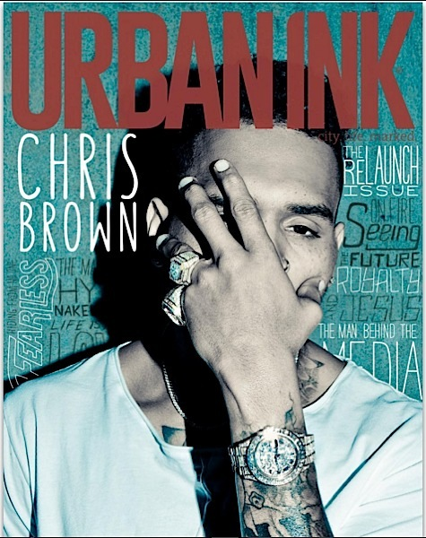 "Chris Brown ""I Am No Role Model"" + See His Urban Ink Spread [Photos]"