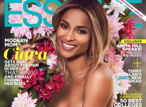 Ciara: 'I decided to trust that God had a plan for me'. + See Her Essence Cover! [Photos]