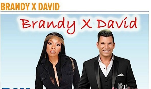 Brandy & David Tutera Announce Daytime Talk Show, 'Brandy & David'