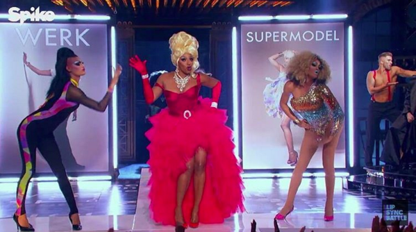 NeNe Leakes Is the Ultimate Drag Queen In 'Lip Sync Battle' [VIDEO]