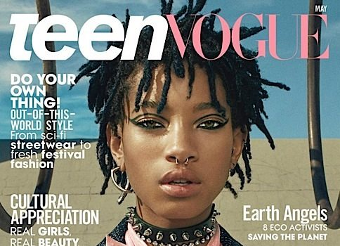 Willow Smith Reveals: I was lost & super insecure.