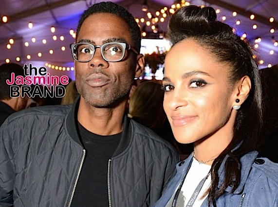 Chris Rock Smitten With New Girlfriend, Megalyn Echikunwoke