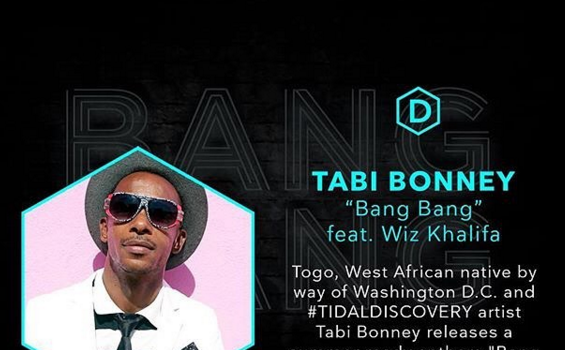 "Tabi Bonney Releases ""Bang Bang"" Featuring Wiz Khalifa [New Music]"