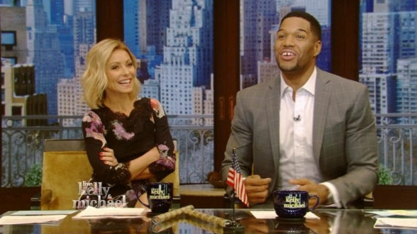 Michael Strahan Leaving LIVE! With Kelly and Michael For Good Morning America