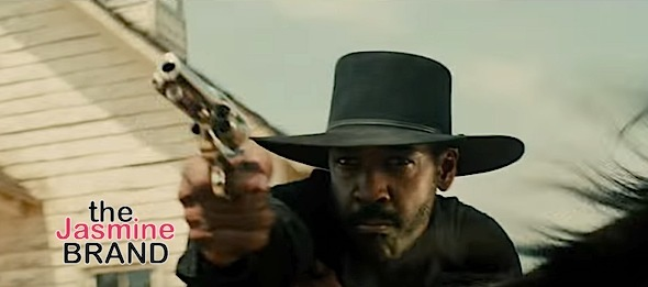 See the 'The Magnificent Seven' Teaser Starring Denzel Washington [VIDEO]