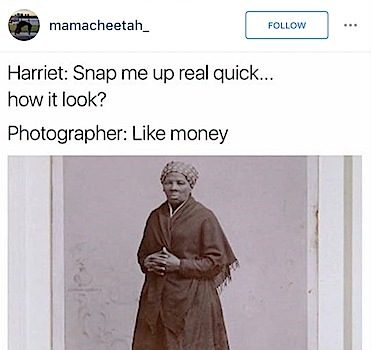 Harriet Tubman Memes Explode After $20 Bill Announcement + Shonda Rhimes, John Legend, Steve Harvey Chime In