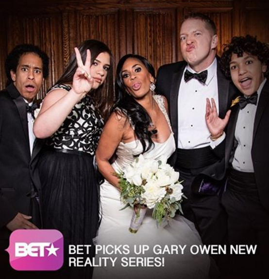 comedian gary owen promises new reality show won 39 t be. Black Bedroom Furniture Sets. Home Design Ideas