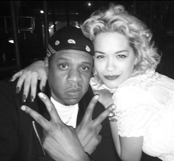 Is Rita Ora the REAL 'Becky'? This Photo Sparks Drama, BeyHive Stings AGAIN