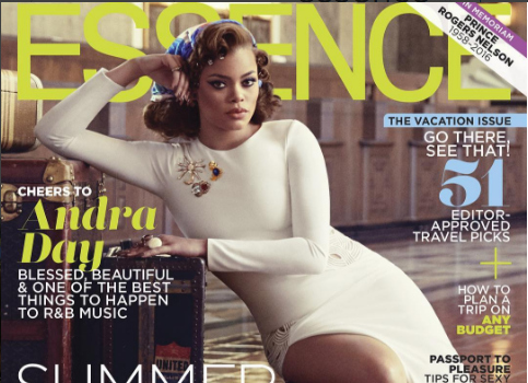 Andra Day Will Appear on 40 million Coke Cups at McDonald's + Snags ESSENCE Cover [Photo]