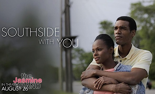 See the 'Southside With You' Trailer Starring Tika Sumpter & Parker Sawyers [VIDEO]