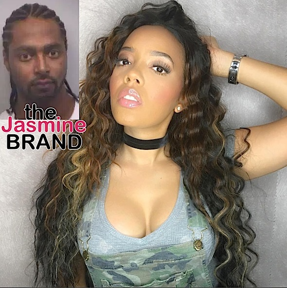 Angela Simmons Secret Marriage Confirmed