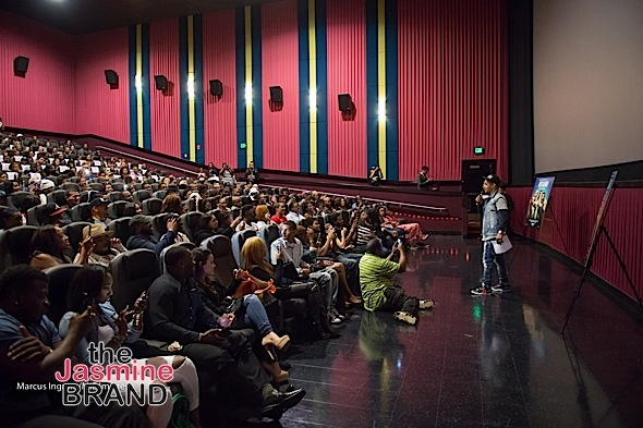 TI hosts KEANU special screening in ATL
