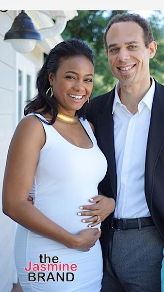 Tatyana Ali Engaged-Pregnant-the jasmine brand