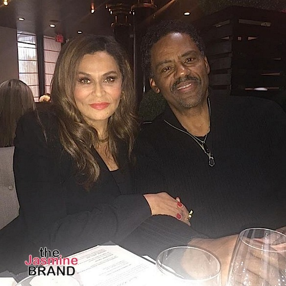 Tina Knowles Husband Richar Lawson Anniversary