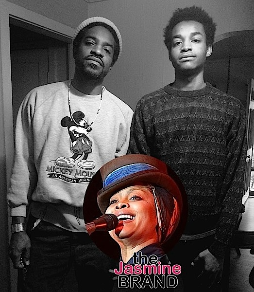 Erykah Badu & Andre 3000 Considered Not Keeping Their Baby
