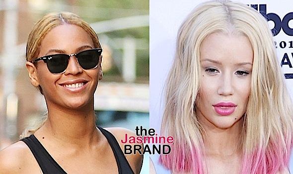Beyonce, Iggy Azaelia