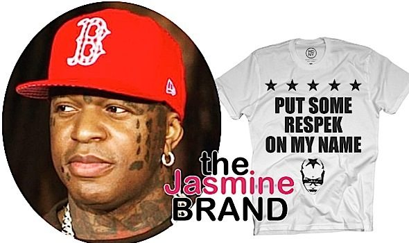 Birdman Is Selling 'Put Some Respek On My Name' Shirts [Cut the Check]