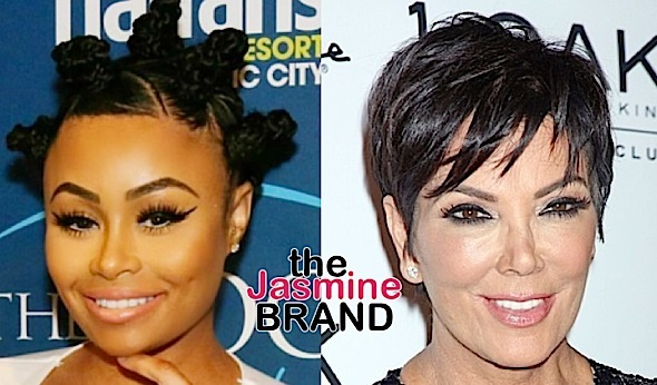 Blac Chyna Refuses To Do Reality TV, Will Not Sign With Kris Jenner