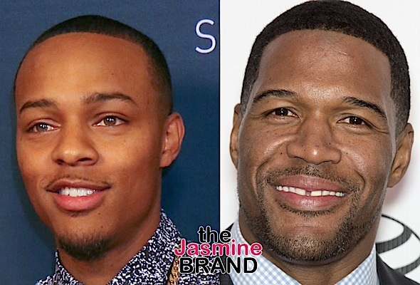 Bow Wow Wants to Replace Michael Strahan