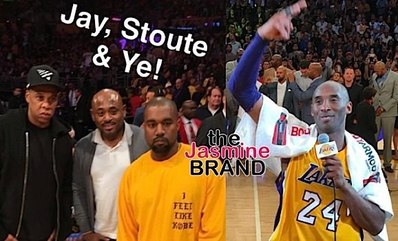 Kobe Bryant Scores 60 In Final Game + Jay Z, Kendrick Lamar, Snoop, Magic Johnson Attend [Photos]