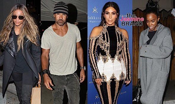 Shemar Moore Turned Away From Club, Kim Kardashian Hosts Hakkasan + Kelly Rowland Parties in WeHo [Photos]