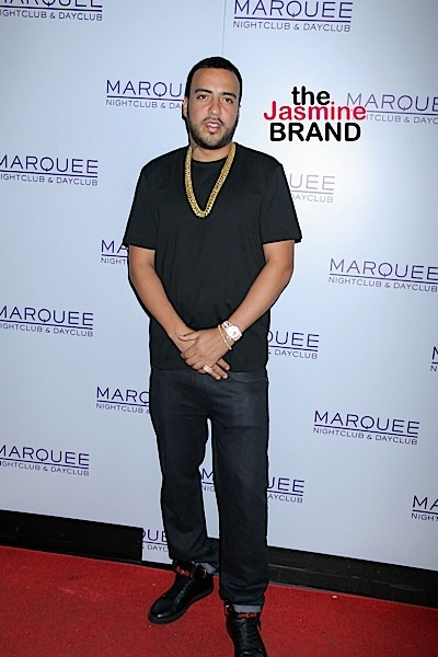 French Montana Performs at Marquee Nightclub in Las Vegas.